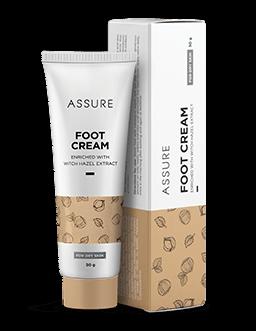 Vestige Assure Foot Cream